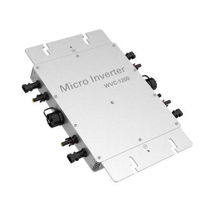1200 Watt Solar Micro Inverter, Grid-tie Inverter