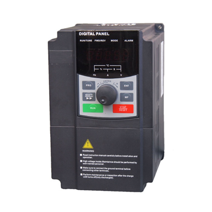 0.4 kW Solar Pump Inverter, DC/AC Input to 3ph AC Output