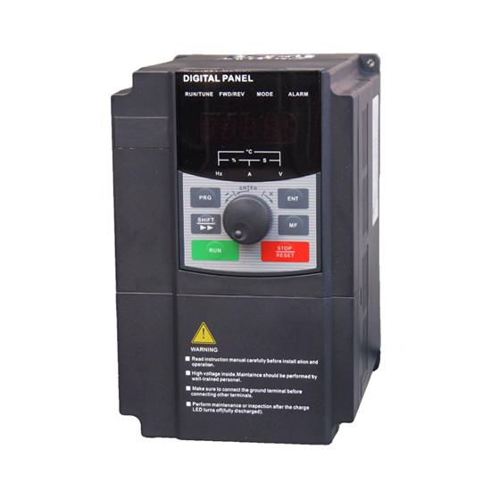 0.4 kW Solar Pump Inverter, DC/AC Input to 3ph AC Output