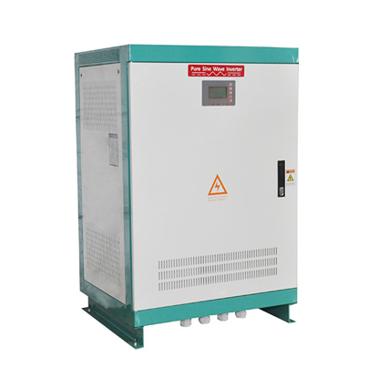 80kW Pure Sine Wave Off Grid Solar Inverter