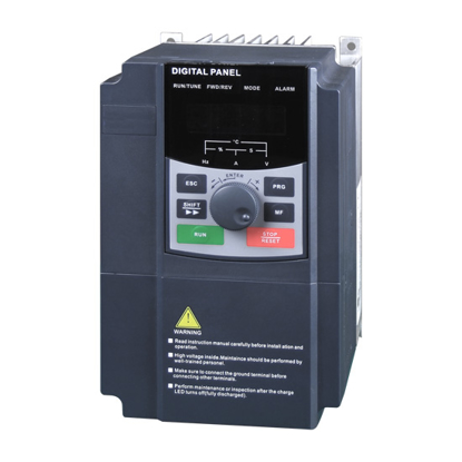 4 kW Solar Pump Inverter, DC/AC Input to 3ph AC Output