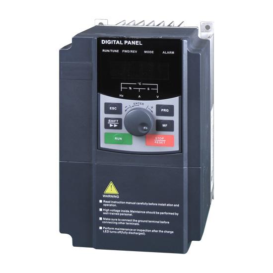 4 kW Solar Pump Inverter, DC/AC Input to 3ph AC Output