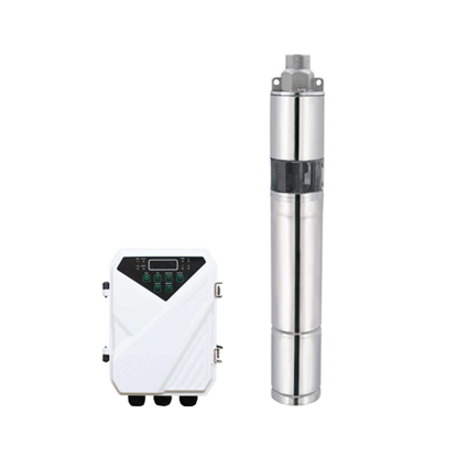 120W 24V DC Solar Water Pump