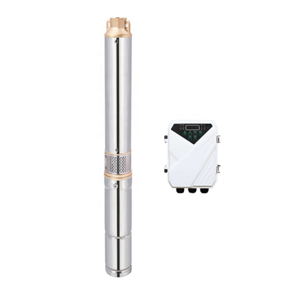 1100W 72V DC Solar Water Pump