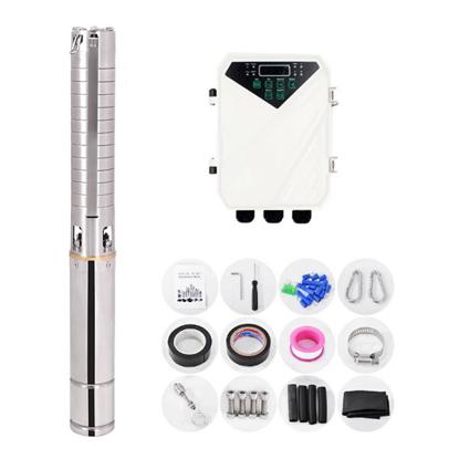 200W 24V DC Solar Water Pump