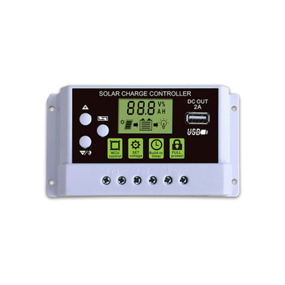 20 Amp 12/24V PWM Solar Charge Controller