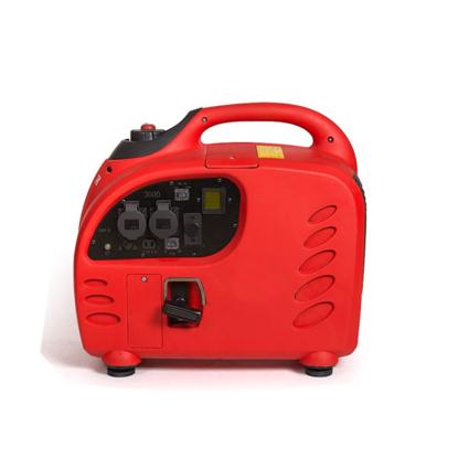 2500 Watt Portable Inverter Generator