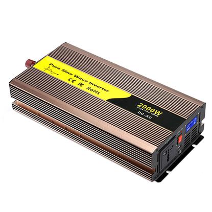 12V 2000 Watt Pure Sine Wave Inverter
