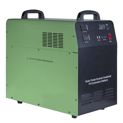 300 Watt Portable Solar Power Generator, Solar DC System