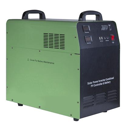 500 Watt Portable Solar Power Generator, Solar DC System