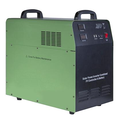1500 Watt Portable Solar Power Generator, Solar DC System
