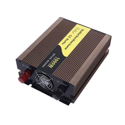 12v 1000w Inverter, 12v to 120v/220v Power Inverter