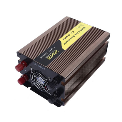 12v 3000w Inverter, 12v to 110v/220v Power Inverter
