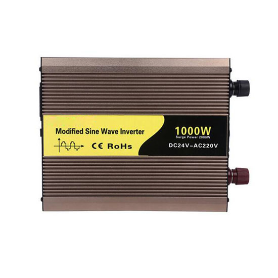 24v 1000w Inverter, 24v to 110v/220v Power Inverter
