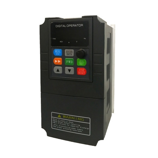 3.7 kW Single Phase to Three Phase Frequency Inverter