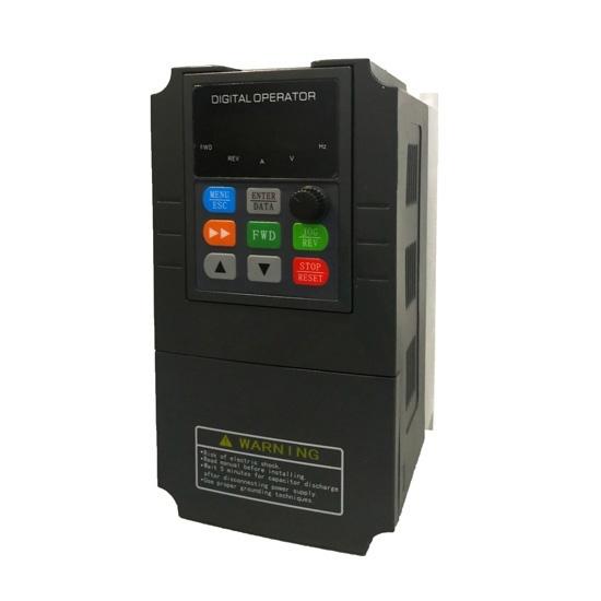 2.2 kW Frequency Inverter, 3 Phase 208V, 380V, 480V