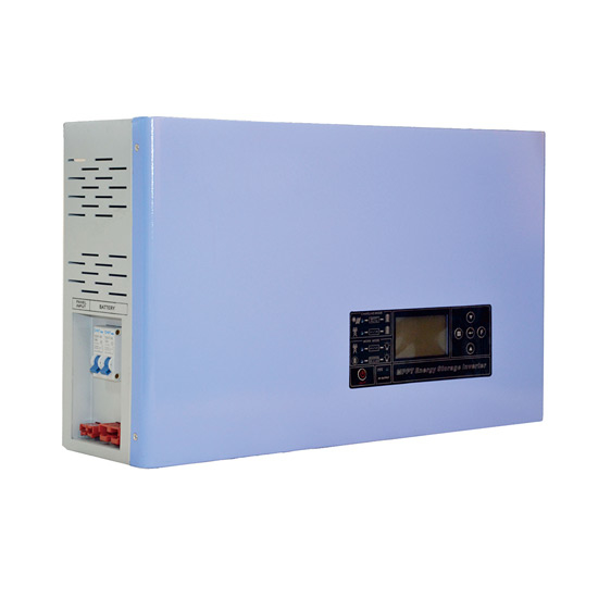 700W 24V Solar Inverter with MPPT Charge Controller