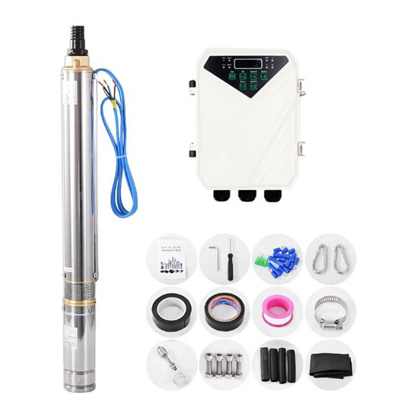 300W 24V DC Solar Water Pump
