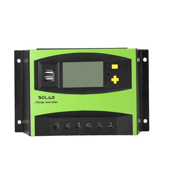 40A 12V/24V/48V PWM Solar Charge Controller