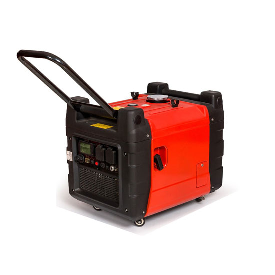 3000 Watt Portable Inverter Generator