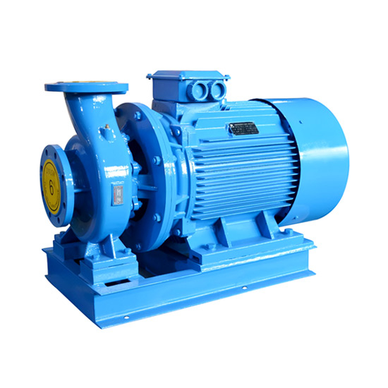 4 hp Horizontal Centrifugal Pump