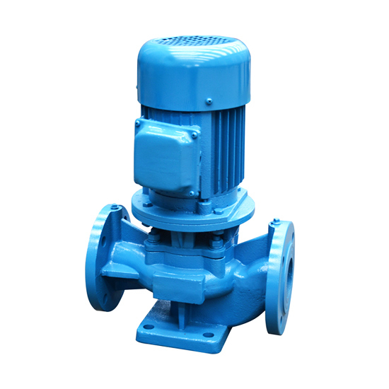 7.5 hp Vertical Centrifugal Pump