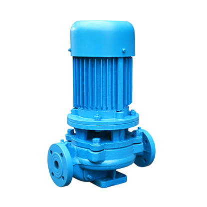 25 hp Vertical Centrifugal Pump