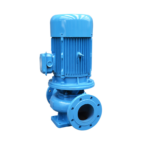 60 hp Vertical Centrifugal Pump