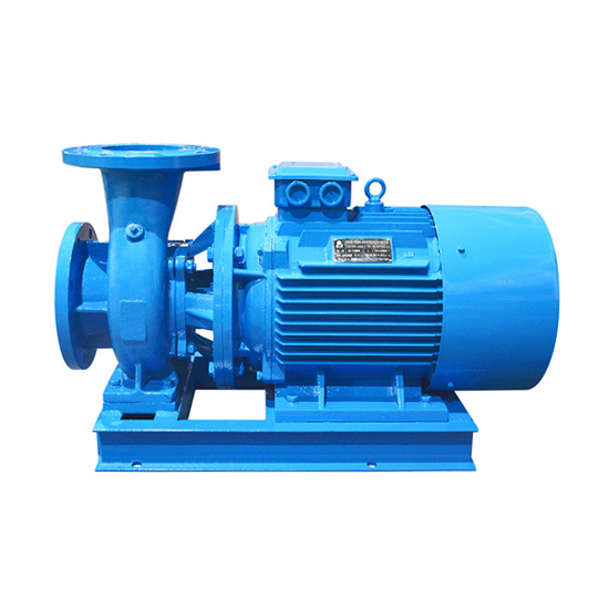 10 Hp Horizontal Centrifugal Pump Inverter Com