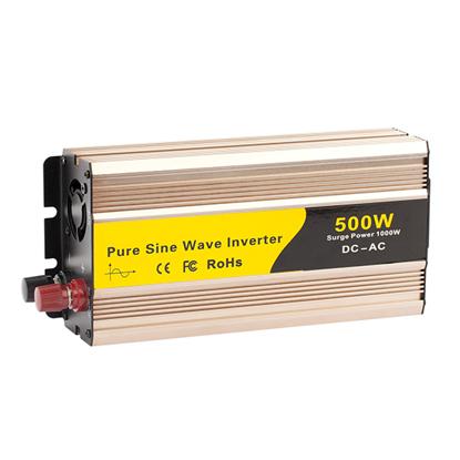 12V 500 Watt Pure Sine Wave Inverter