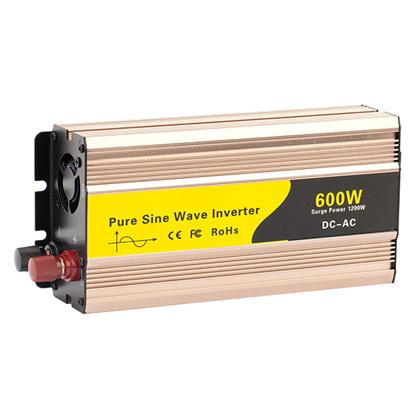 12V 600 Watt Pure Sine Wave Inverter