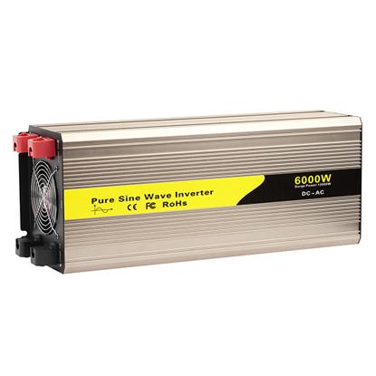 12V 6000 Watt Pure Sine Wave Inverter