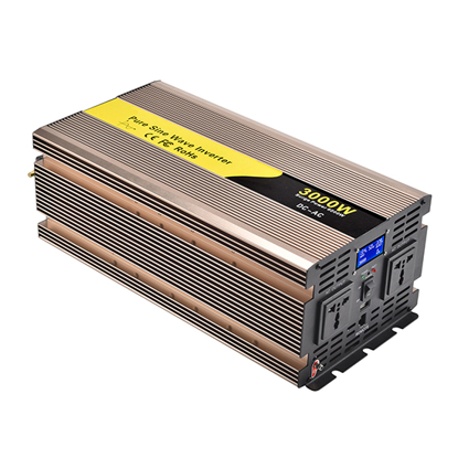 12V 3000 Watt Pure Sine Wave Inverter