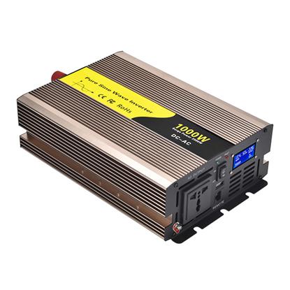 12V 1000 Watt Pure Sine Wave Inverter