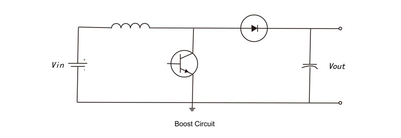 Boost circuit