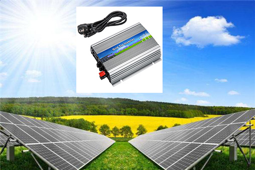 Grid tie inverter for PV system