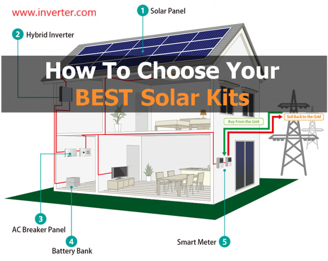 How to choose the best solar system kits